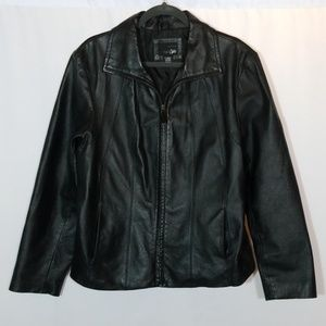 East 5th Genuine Leather Jacket Size XL